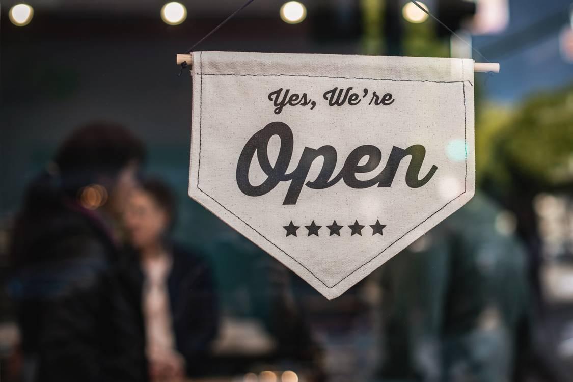 Yep We are Open